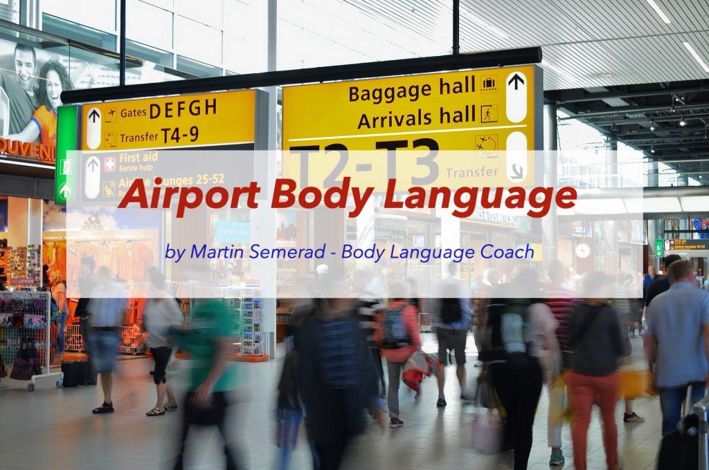 airport body language